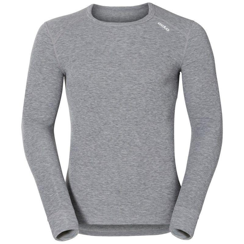 Odlo Shirt Crew Neck Grey M