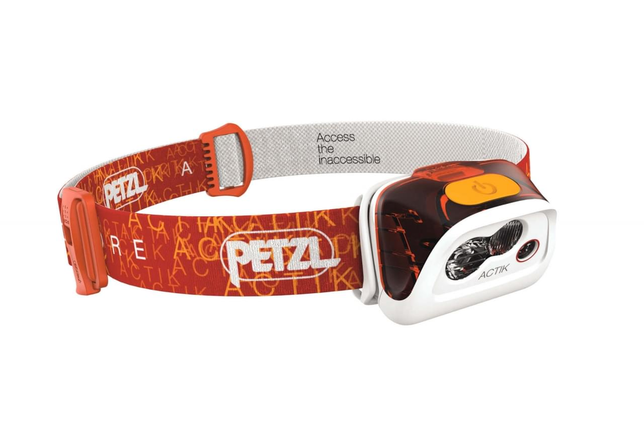 Petzl Actik Core Hoofdlamp