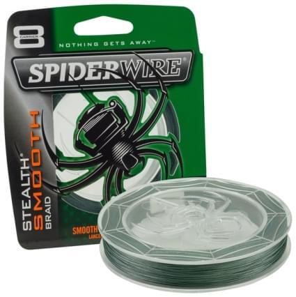 Spiderwire STLTH Smooth8 150m