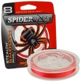Spiderwire Stealth Smooth8 150m Red