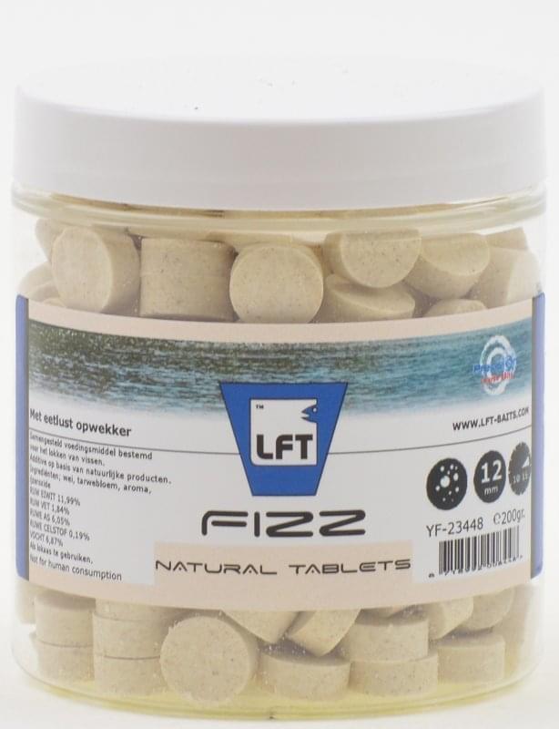 LFT Precision Fizz Natural Tablets
