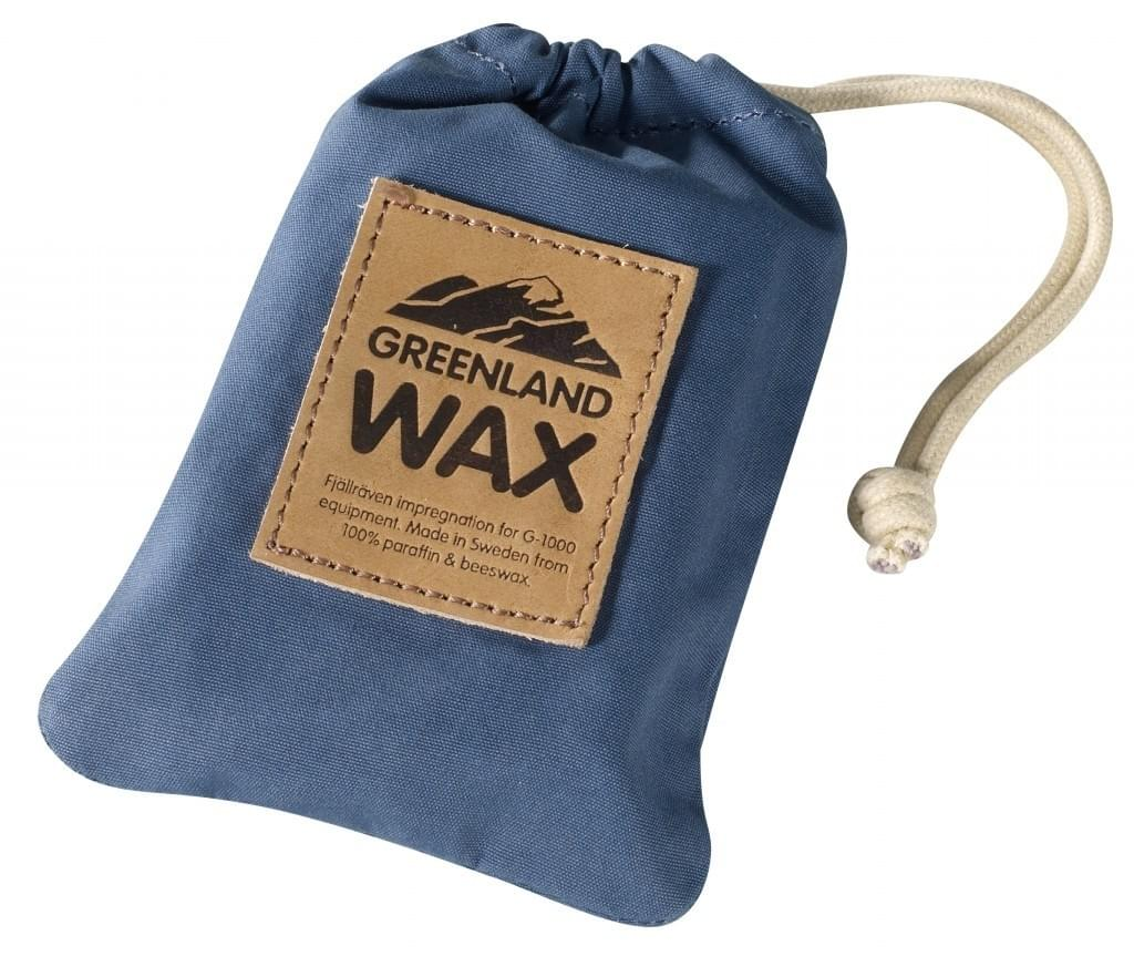 Fjallraven Greenland Wax Bag