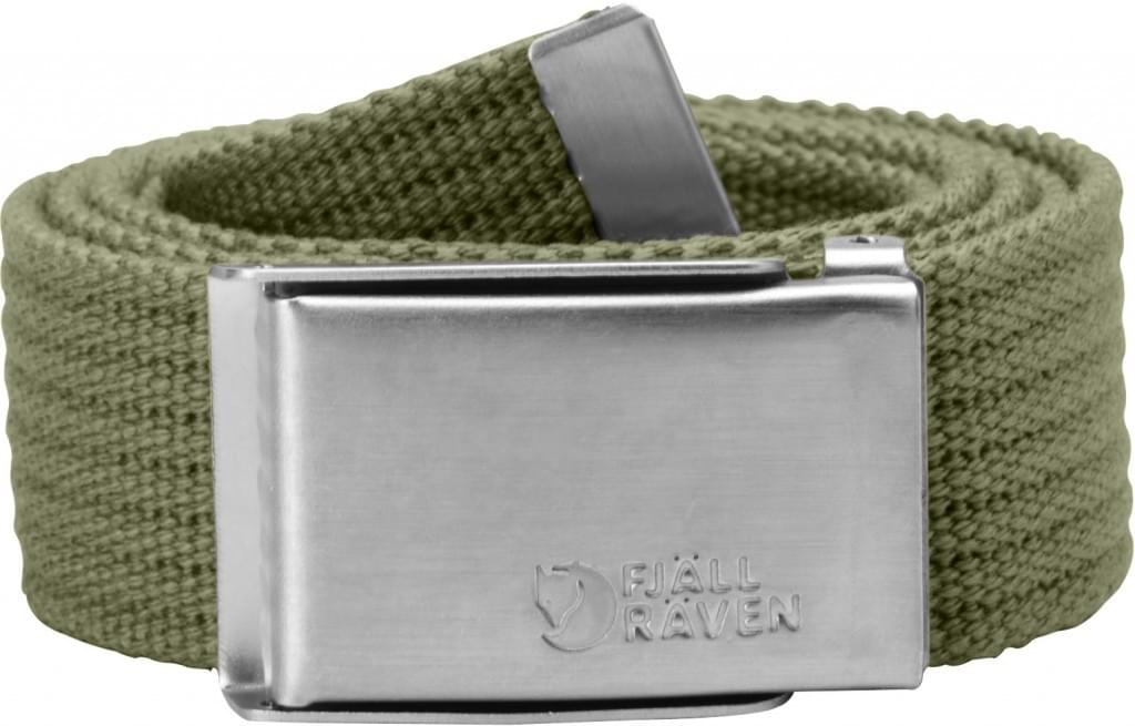 Fjallraven Canvas Belt mt 1 Size Green