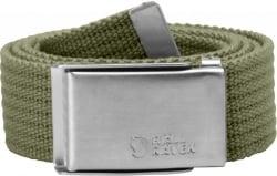 Fjallraven Canvas Belt mt 1 Size Green