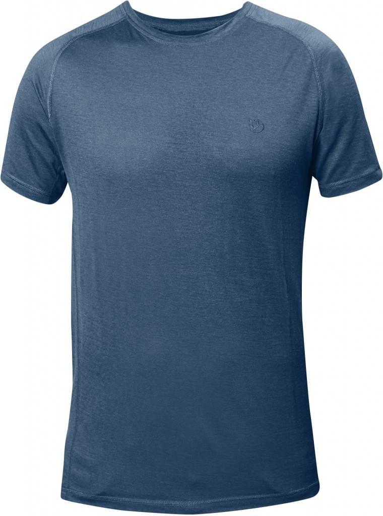 Fjallraven Abisko Trail T-shirt mt M Uncle Blu