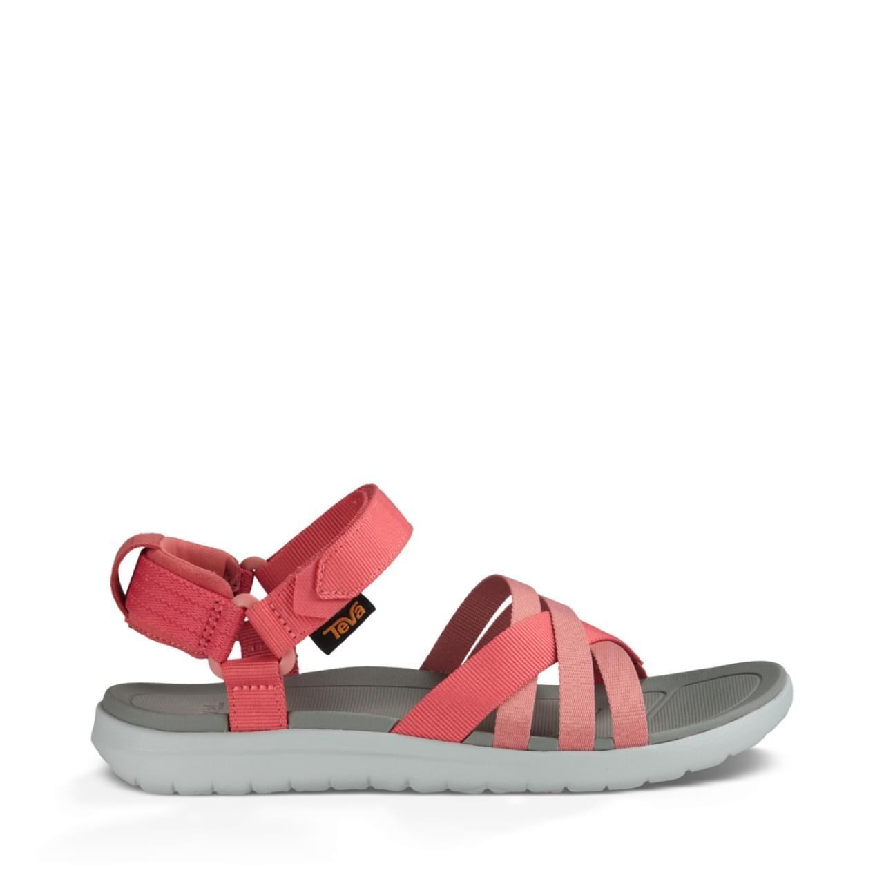 Comfort en casual is heel goed gecombineerd in deze sandaal van teva. comfort omdat de sandaal een heerlijk ...