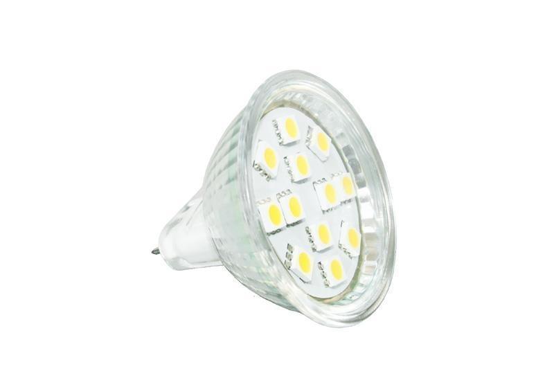 Haba Lamp MR16 - 12 LED 12V