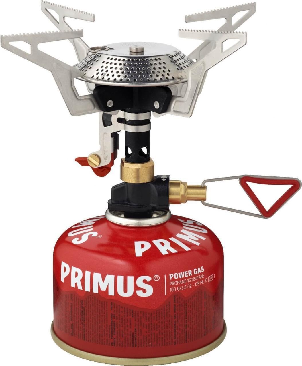 Primus PowerTrail Stove Piëzo Reg. Duo Gasbrander