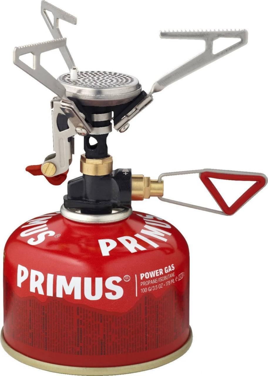 Primus MicronTrail Stove Reg. Piezo Gasbrander