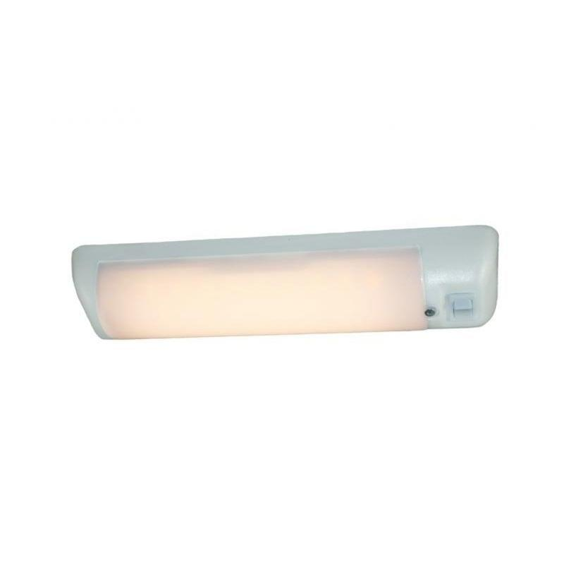 Crusader Lamp Soft Wit LED 12V