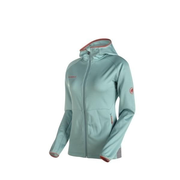 Mammut Get Away Hooded Jacket Women