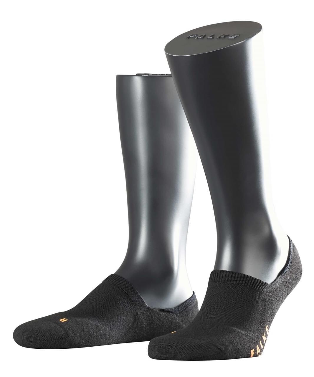 Falke Cool Kick Invisible Sok Zwart