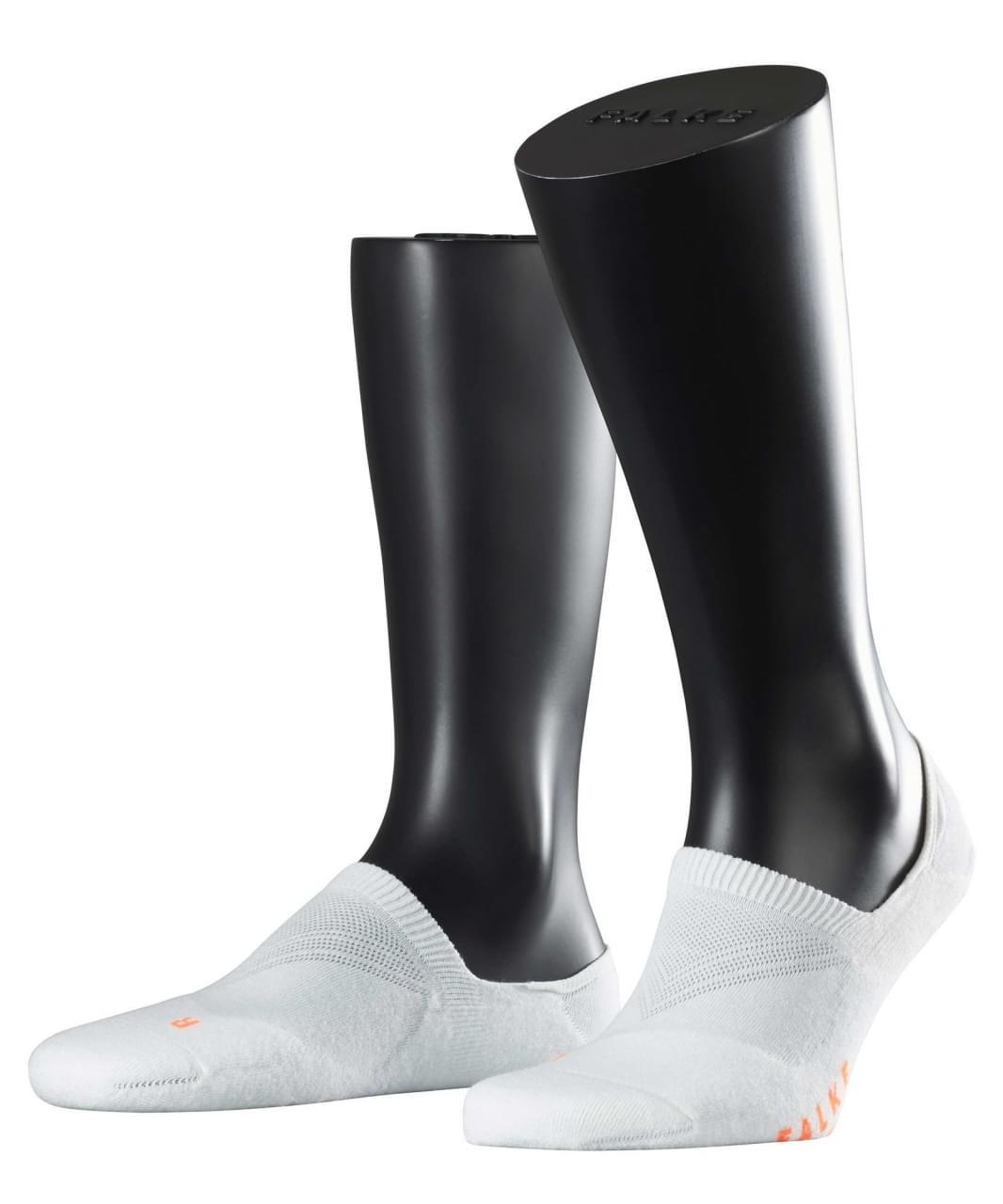 Falke Cool Kick Invisible Sok Wit