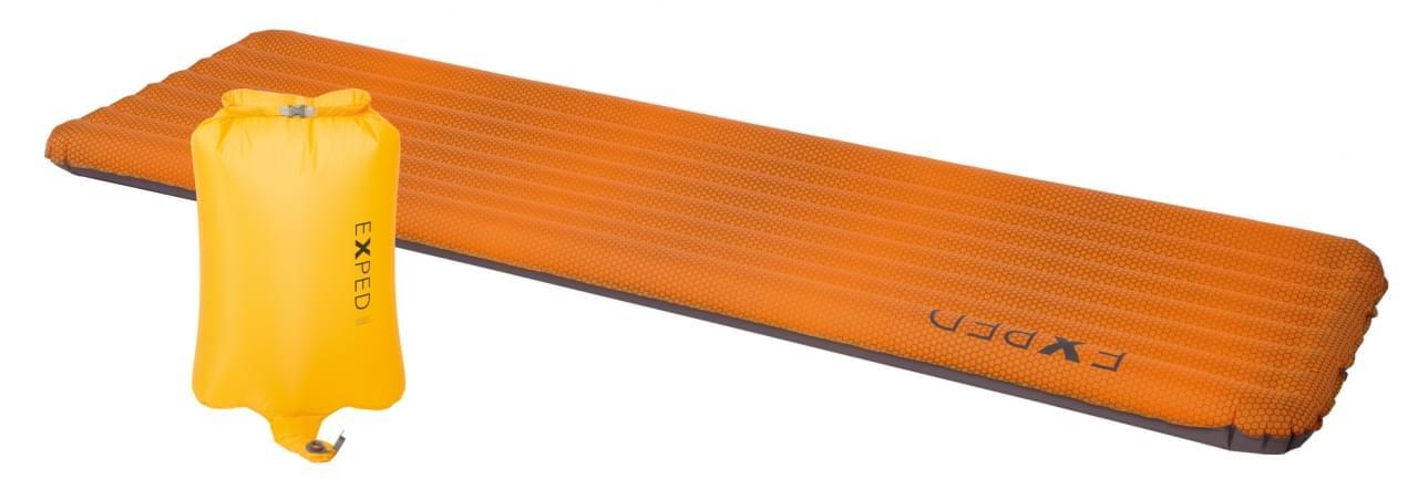 Exped SynMat UL M + Pumpbag Slaapmat - Oranje