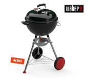 Weber Kettle Plus, 47 cm / Houtskool Barbecue