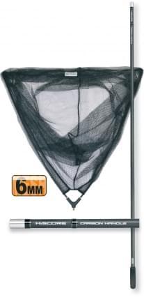 Spro 6mm 100X100 Nylon-Glass+Hiscore-Cf