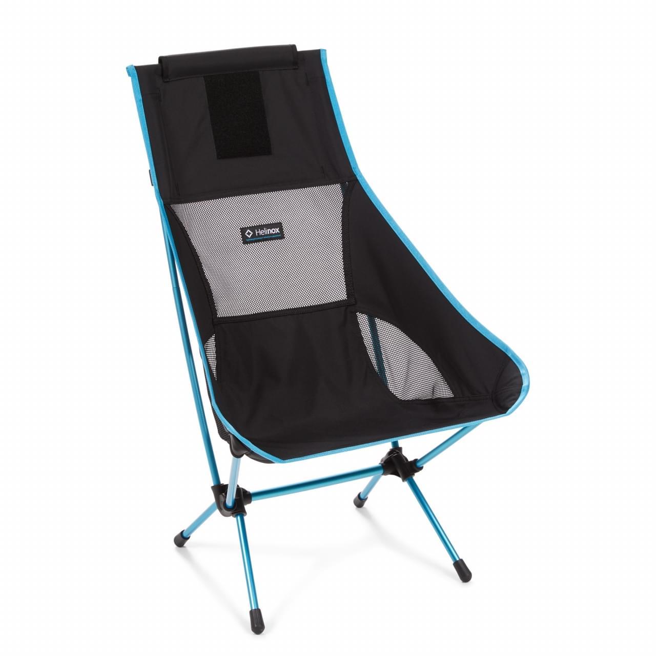 Helinox Chair Two Lichtgewicht Stoel Zwart