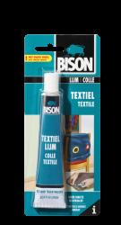 Bison Bison Textiellijm 50 ml tube kaart