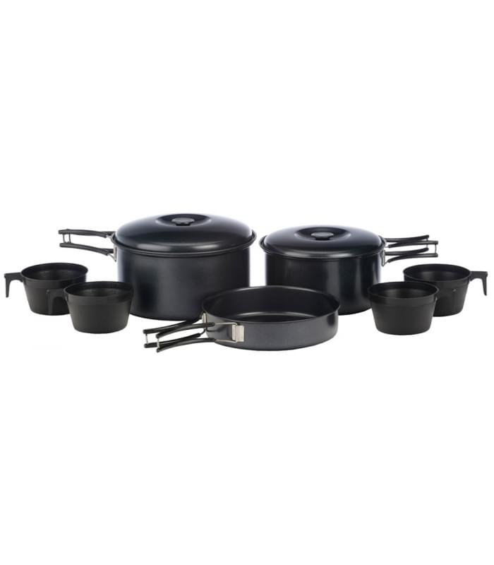 Vango 4 Person Non-Stick Cook Kit Pannenset