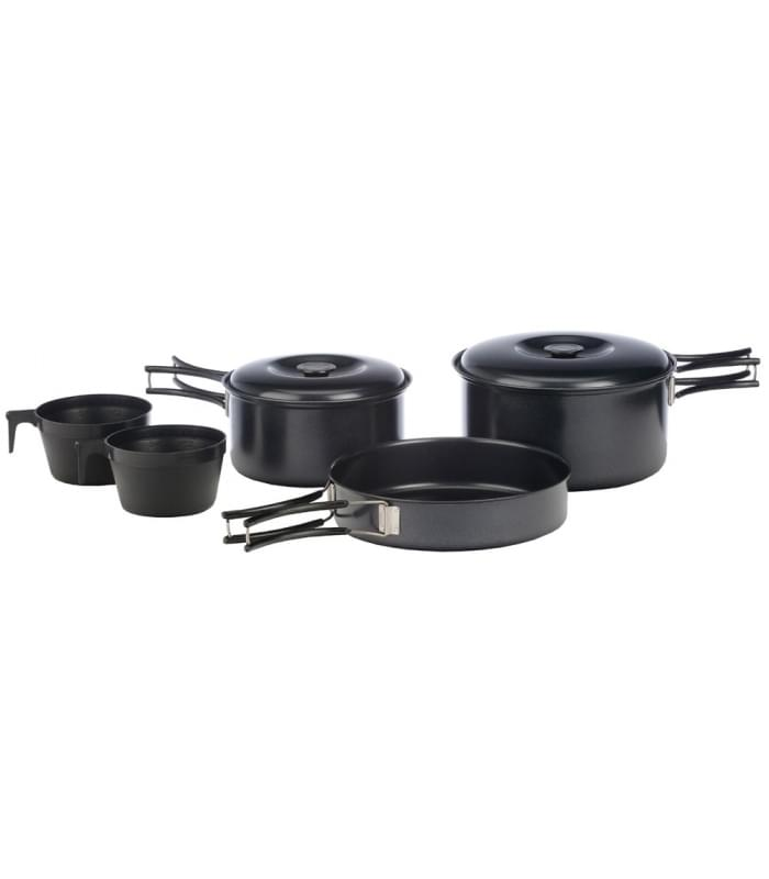 Vango 2 Person Non-Stick Cook Kit Pannenset