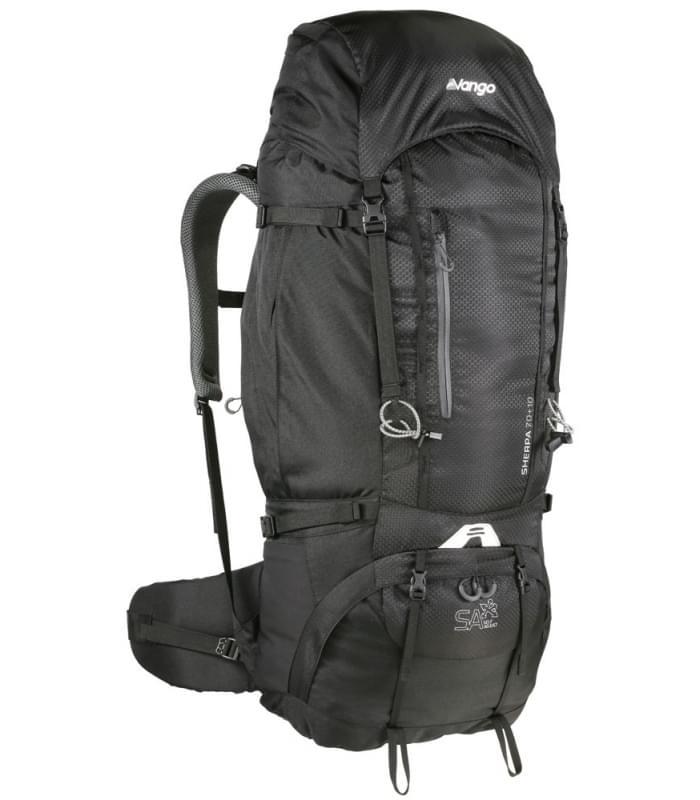 Vango Sherpa 70+10 Rugzak