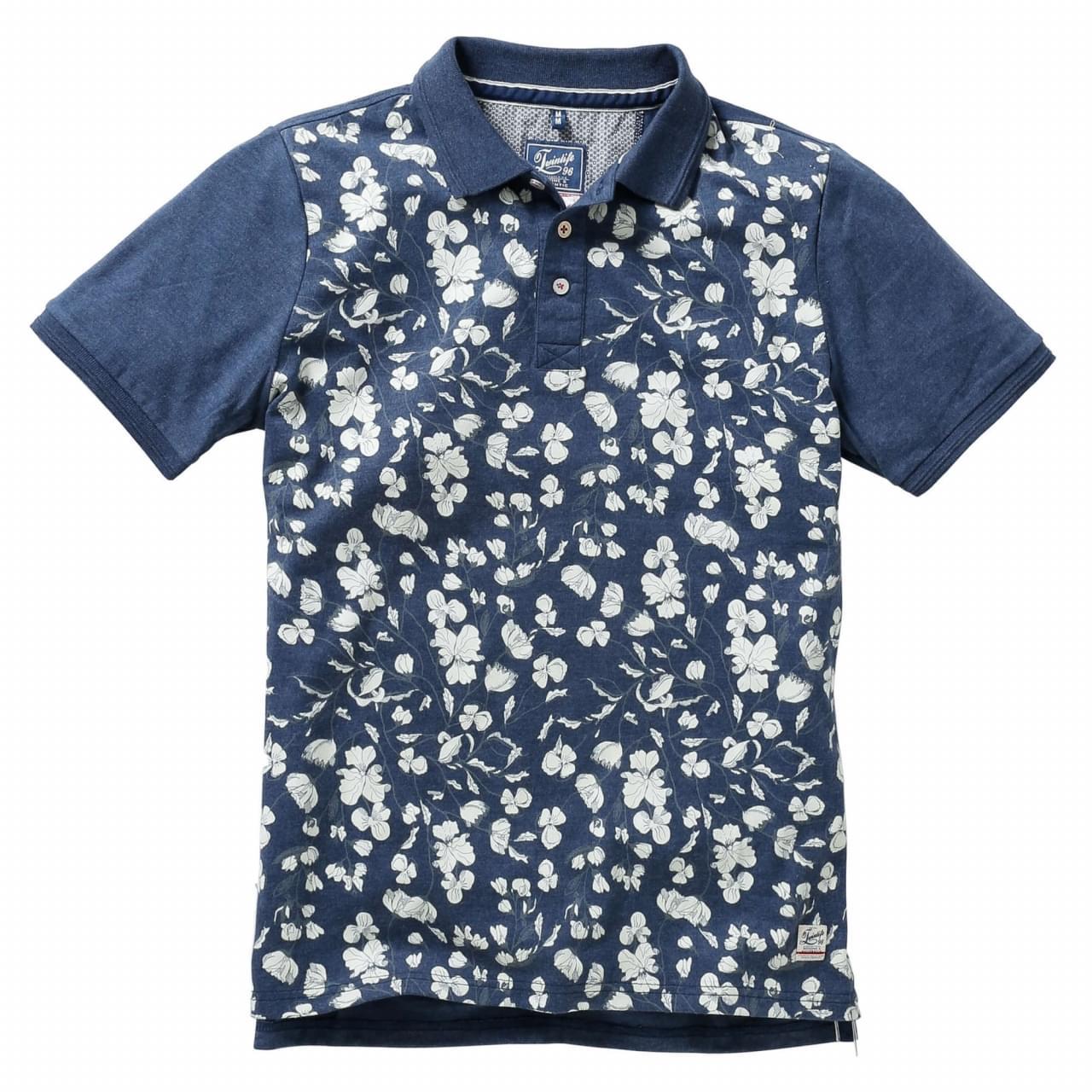 Twinlife T-Shirt SS Polo Regular Fit