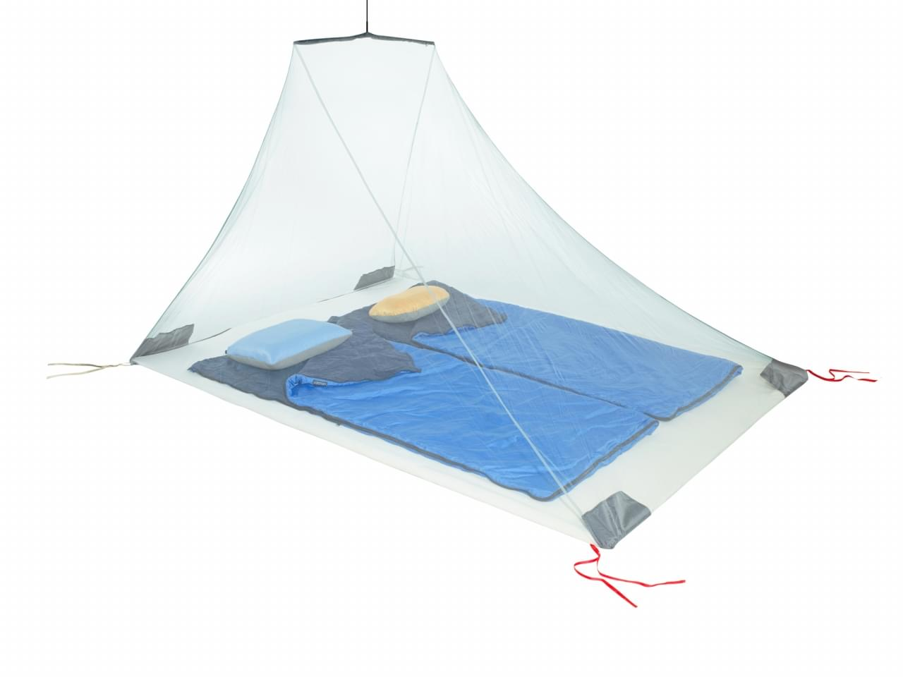Cocoon Ultralight Mosquito Net Double- Groen