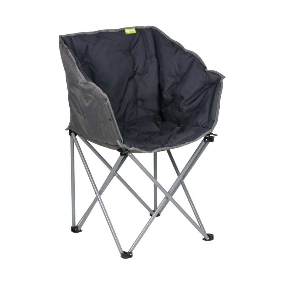 Kampa Kampa Dometic Tub Chair Campingstoel - Zwart