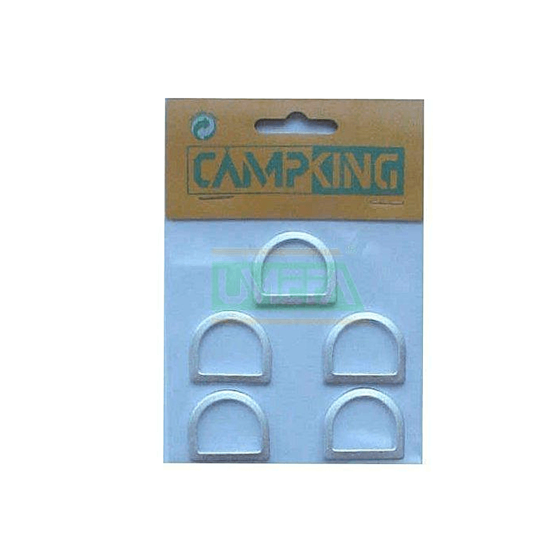 Campking Zak 5 D-ring