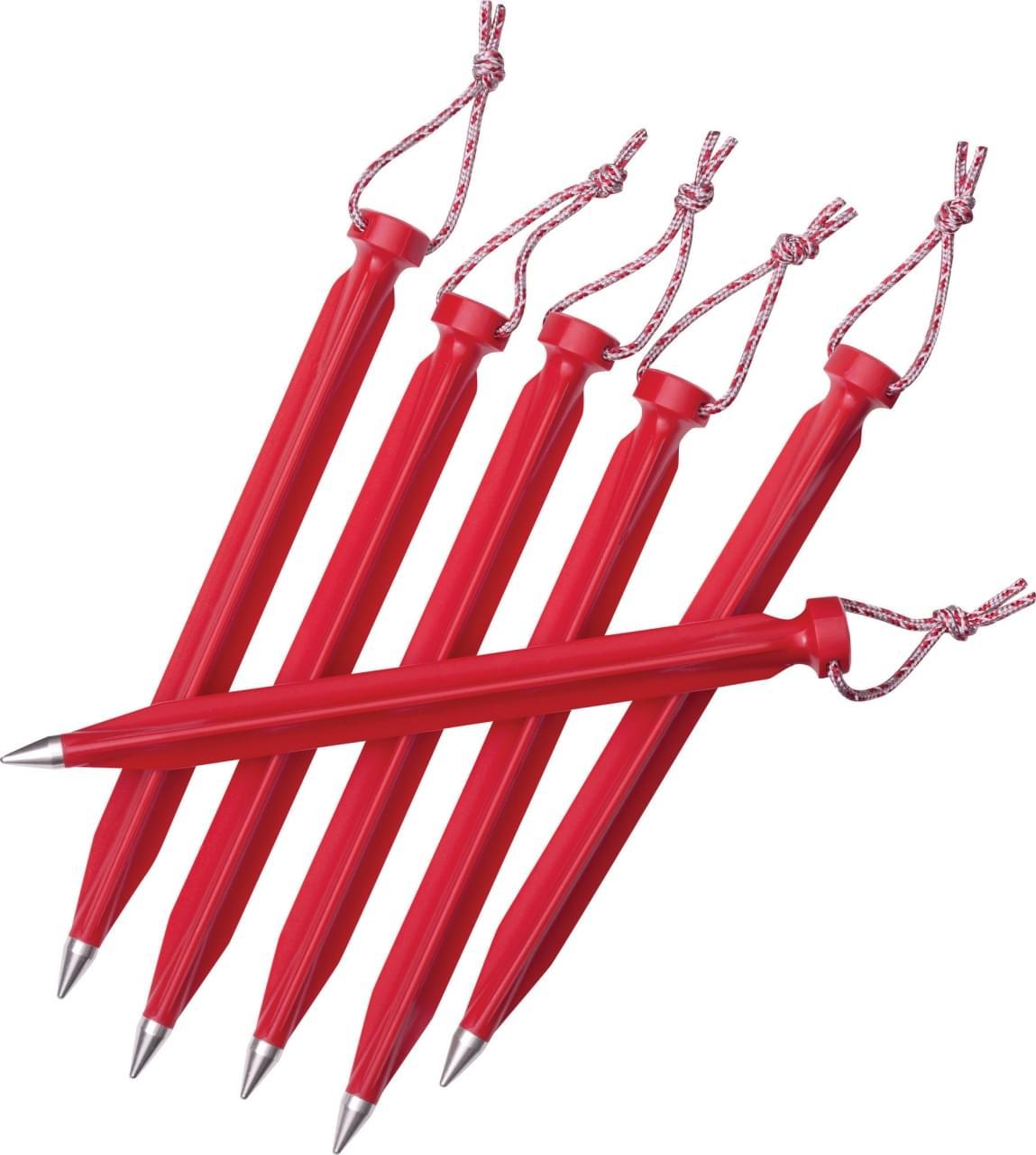 MSR Dart Stake 15 cm per 6 / Tentharingen