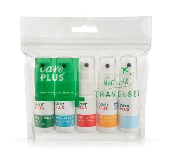Care Plus Travelset Mini Spray