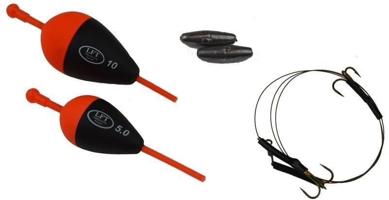 LFT Dead Bait Classic Set Hengelsport > Hengelsport Kleinmateriaal onderlijnen zelf maken