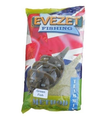 Evezet Methodmix Green Fish
