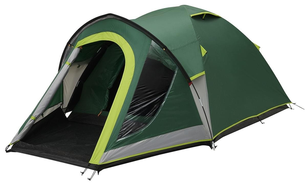 Coleman Kobuk Valley 3 Plus - 3 Persoons Tent - Groen