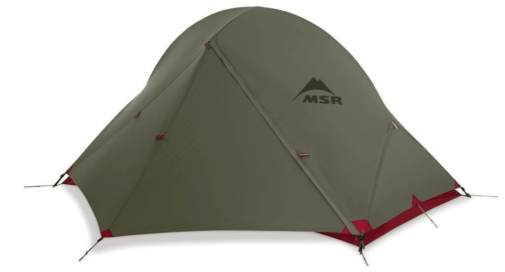 MSR Access 2 - 2 Persoons Tent - Groen