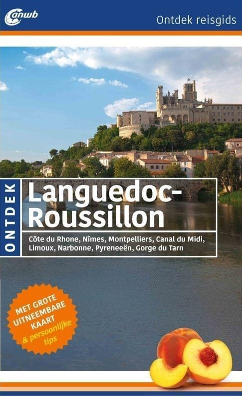 ANWB Ontdek-serie Languedoc-Roussillon