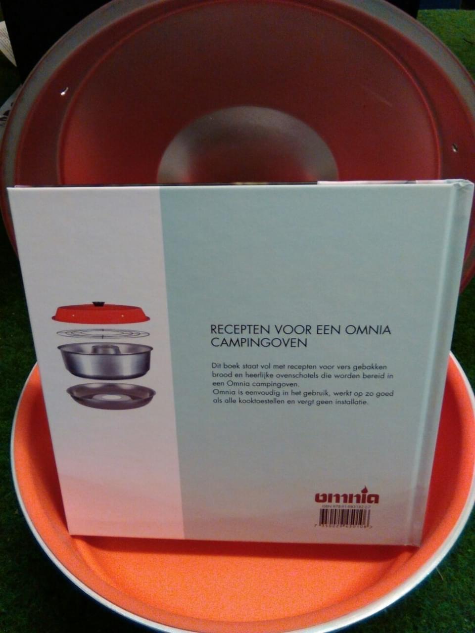 Omnia Recepten Boek