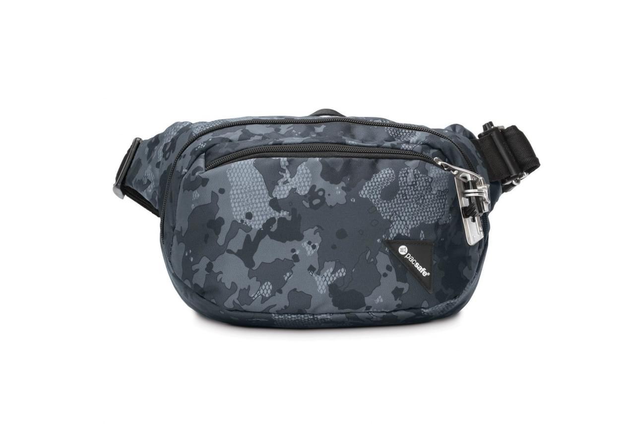 Pacsafe Vibe 100 Grey-Camo Anti-theft