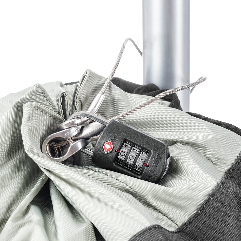 Pacsafe Ultimatesafe Z15 Charcoal Anti-theft