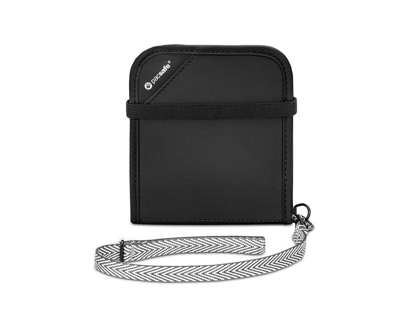 Pacsafe RFIDsafe V100 Black Anti-theft