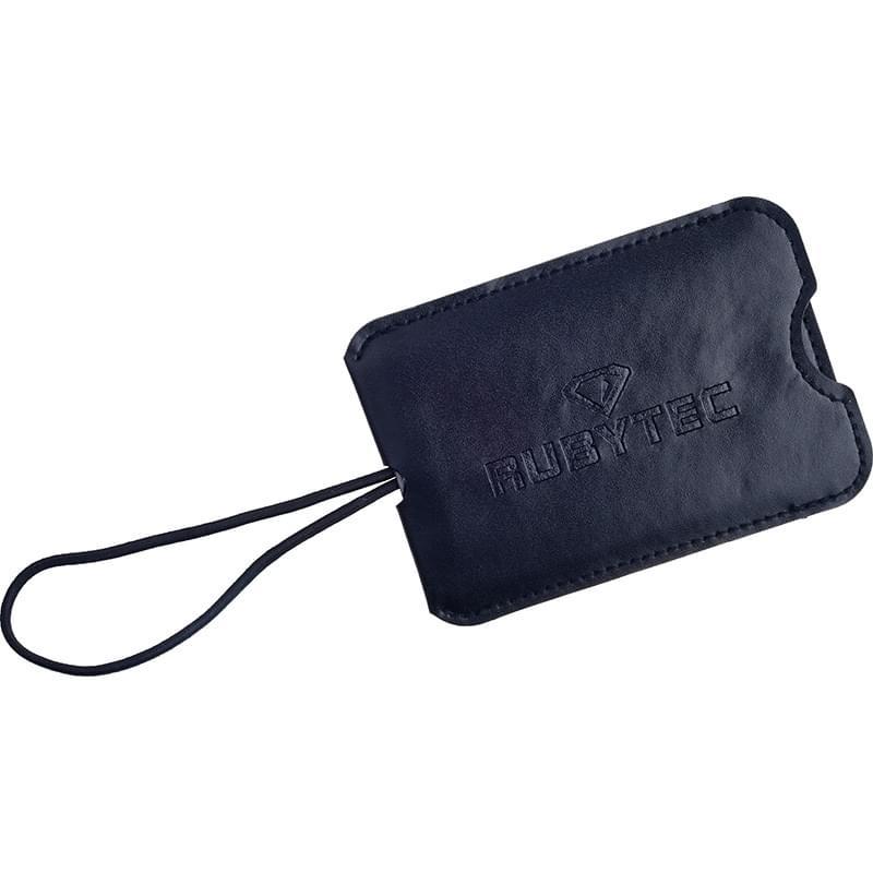 Rubytec Migrator Luggage Tag Black