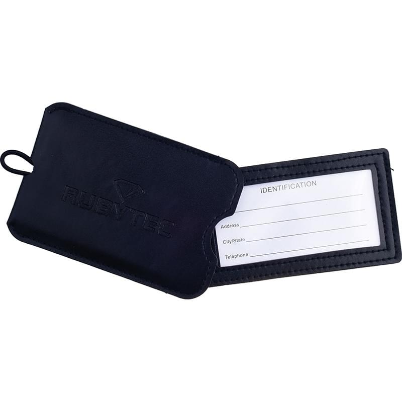 Rubytec Migrator Luggage Tag Black