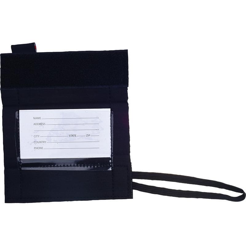 Rubytec Migrator Luggage ID Grip Black