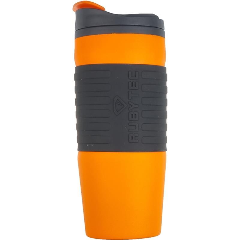 Rubytec Shira Travel Mug Thermosbeker Orange