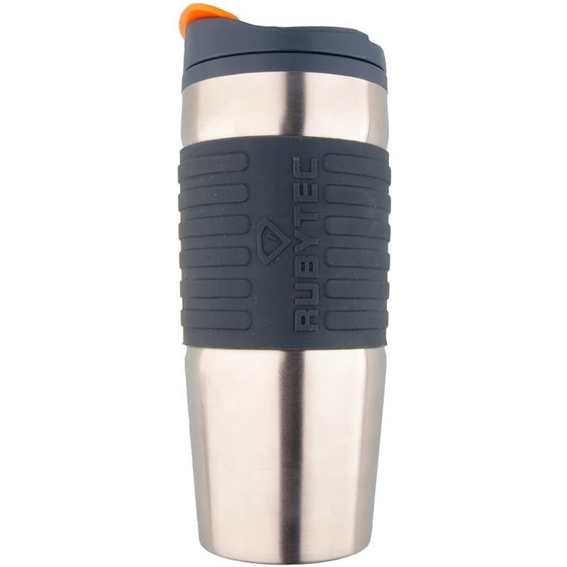 Rubytec Shira Travel Mug Silver