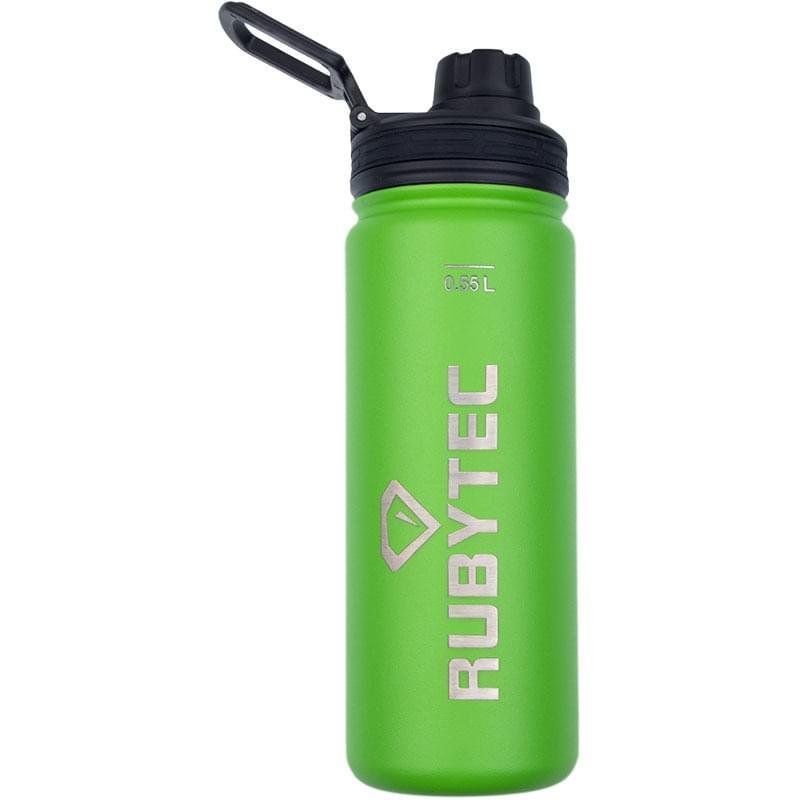 Rubytec Shira Cool Drink 0,55 Ltr Green