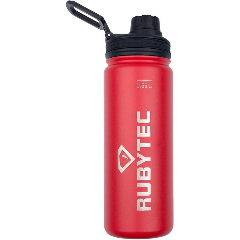 Rubytec Shira Cool Drink 0,55 Ltr Red