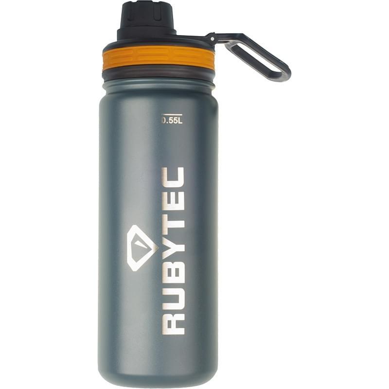 Rubytec Shira Cool Drink 0,55 Ltr Grey