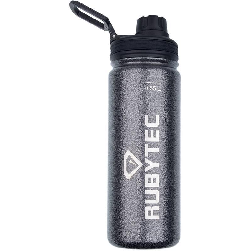 Rubytec Shira Cool Drink 0,55 Ltr Graphite