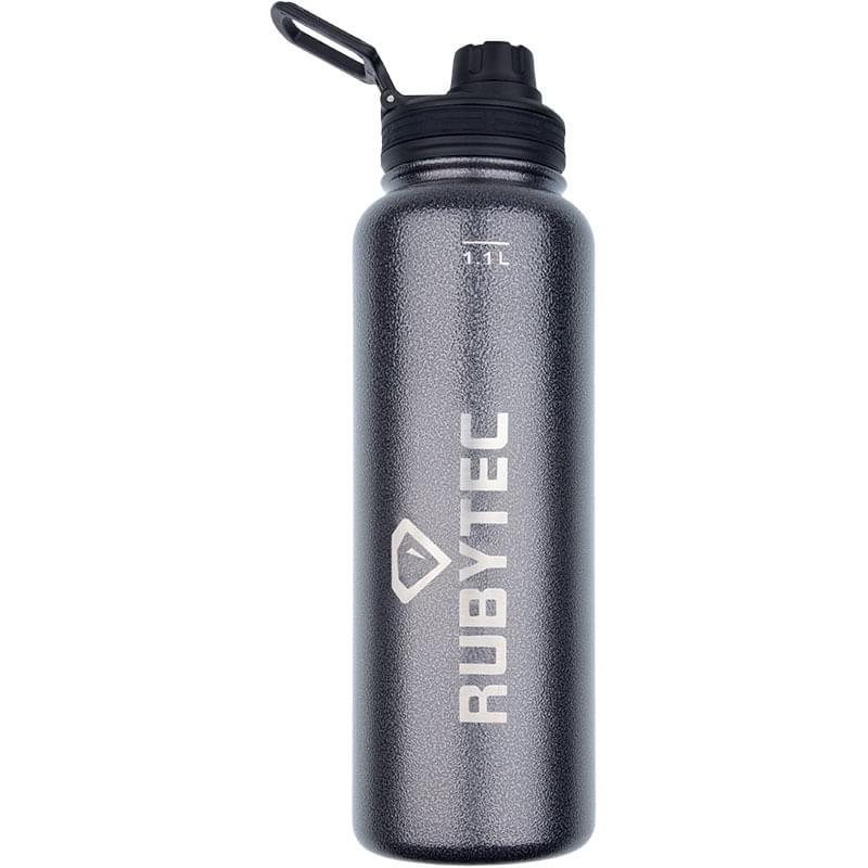 Rubytec Shira Cool Drink 1,1 Ltr Graphite